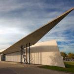 Vitra Fire Station, Weil am Rhein, Germany, Zaha Hadid Architects