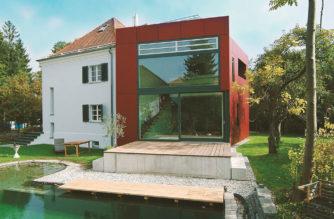 Haus Jauch, Munich, Germany, Gruber + Popp Architekten