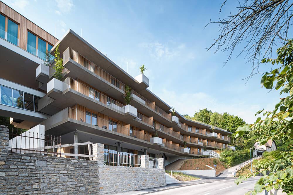 Hotel Steigenberger Krems, Krems an der Donau, Austria, GERNER GERNER PLUS.