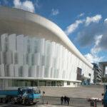 Paris La Défense Arena, Nanterre, France, Christian de Portzamparc