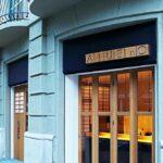 Restaurant Aiueno, Barcelona, Spain, Miel Arquitectos