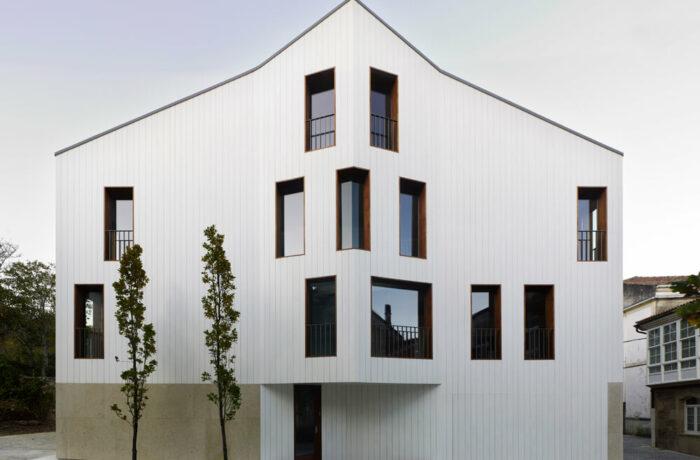 Chao House, A Coruña, Spain, CREUSeCARRASCO Arquitectos