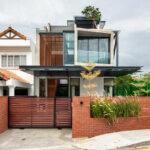 Jalan Remis (The Railway House), Singapore, Aamer Architects