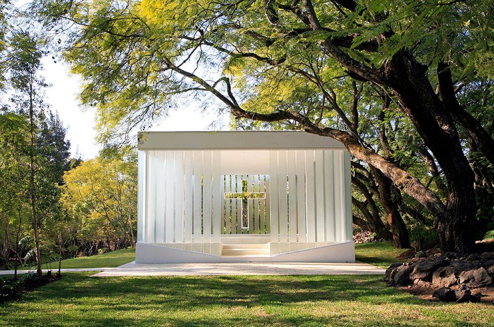 La Estancia Chapel, Cuernavaca, Mexico, BNKR Arquitectura