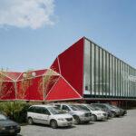 Nestlé Chocolate Museum, Toluca, Mexico, Rojkind Arquitectos