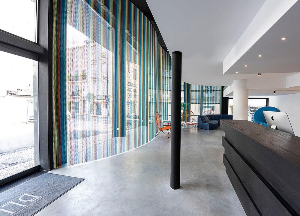 Rehabilitation of Hostel in Lisbon, Lisbon, Portugal, Gonçalo Byrne Arquitectos, Díaz y Díaz Arquitectos