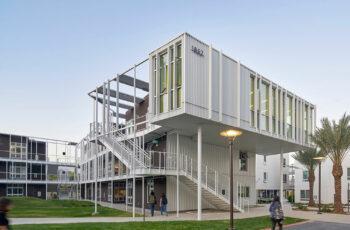 UCSB San Joaquin Student Housing, Santa Barbara-California, United States, Lorcan O'Herlihy Architects (LOHA)