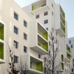 Évry Centre Urbain, Évry, France, Aldric Beckmann Architectes