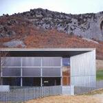 "Bottling Plant of Mineral Water ""Belnature"", Arteta, Spain, Alfonso Alzugaray"