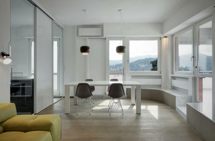 Casa YM, Rapallo, Italy, ES-ARCH Enrico Scaramellini