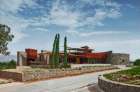 Golf Club House La Graiera, Callafel, Spain, BC Estudio Architects