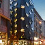 Hotel Topazz, Vienna, Austria, BWM Architekten