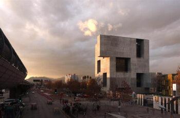 Innovation Center UC, Santiago, Chile, ELEMENTAL Alejandro Aravena
