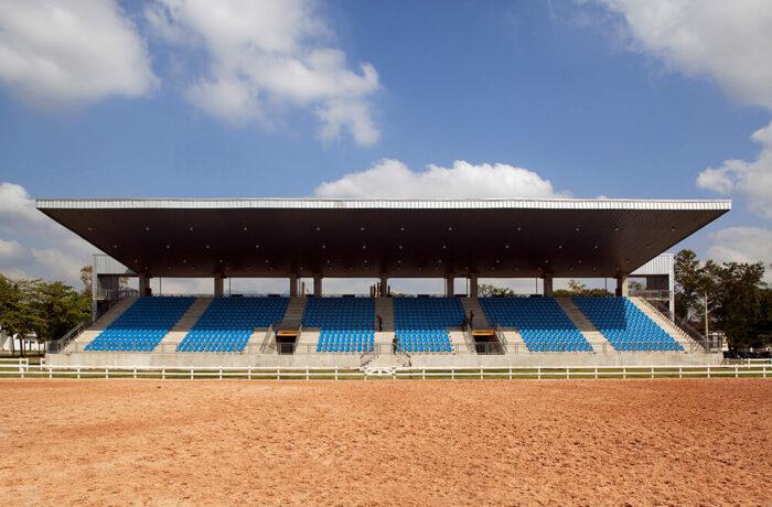 National Equestrian Center in Brazil, Rio de Janeiro, Brazil, BCMF Arquitectos