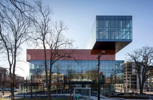 New Halifax Central Library, Halifax, Canada, Schmidt Hammer Lassen Architects