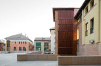 Refurbishment of Huesca City Archives, Huesca, Spain, IDOM
