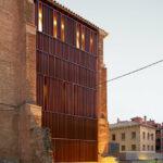 Refurbishment of Huesca City Archives, Huesca, Spain, IDOM