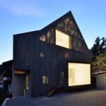 Renovation House Lendenmann, Regensberg, Switzerland, L3P Architekten