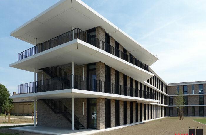Residential Care Centre Sint-Jozef Woumen, Diksmuide, Belgium, B2Ai