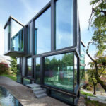 Trübel Wohnhaus, Dielsdorf, Switzerland, L3P Architekten