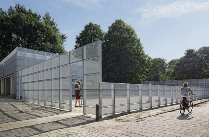 Transparent Fusion, Delft, Netherlands, derksen|windt architecten