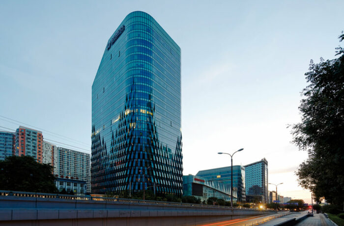 Jing Mian Xin Cheng, Beijing, China, SPARK Architects
