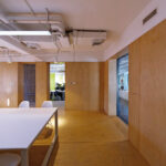 SPARK Beijing Office - The Swivel Space, Beijing, China, SPARK Architects
