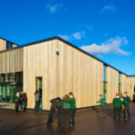 St Peter's Catholic Primary School, Gloucester, United Kingdom, Feilden Clegg Bradley Studios