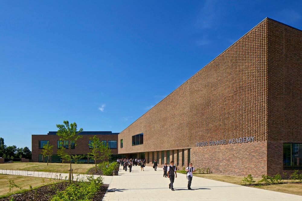 Tudor Grange Academy in Worcester, Worcester, United Kingdom, Feilden Clegg Bradley Studios