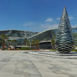 Zhuhai Shizimen Business Cluster Exhibition and Convention Centre, Zhuhai, China, RMJM