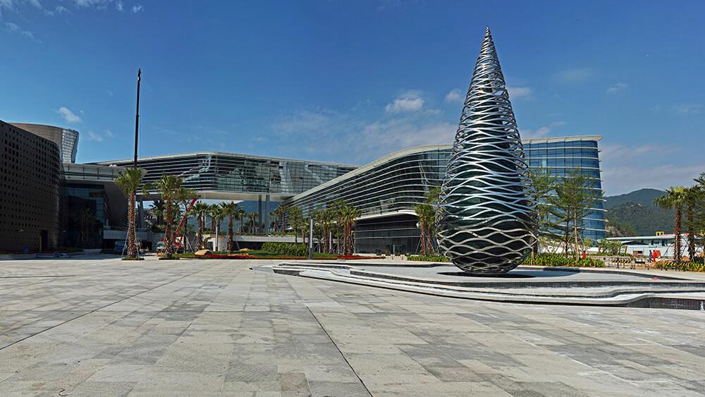 Zhuhai Shizimen Business Cluster Exhibition and Convention Centre, Zhuhai, China, RMJM