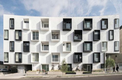 Mariposa1038, Los Angeles-California, United States, Lorcan O'Herlihy Architects (LOHA)