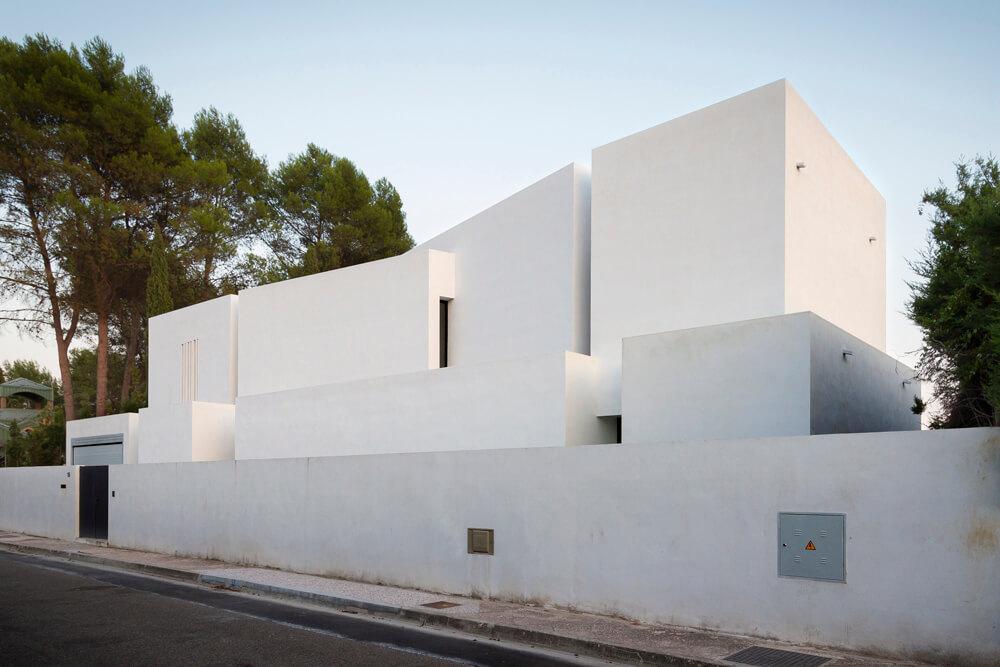 Avilés-Ramos Residence, Albolote, Spain, Ceres A+D