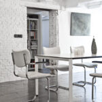 Brouwersgracht Apartment, Amsterdam, Netherlands, CUBE Architecten