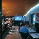 Espresso Bar Unterberger, Feldkirch, Austria, Gohm Hiessberger Architekten