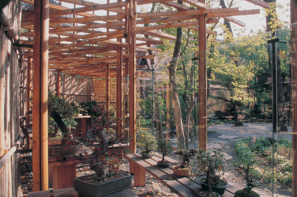 Japanese Garden at the Budapest Zoo, Budapest, Hungary, PLANT - Atelier Peter Kis