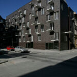 Práter Street 30-32, Budapest, Hungary, PLANT - Atelier Peter Kis
