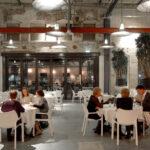 Restaurant Stork, Amsterdam, Netherlands, CUBE Architecten