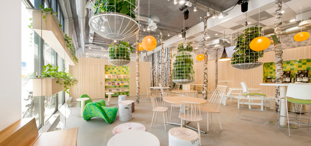 'T Park, Amsterdam, Netherlands, CUBE Architecten