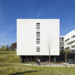 Academy of Art Crafts (ESMA), Toulouse, France, LCR Architectes