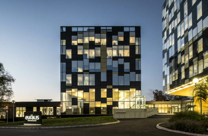 EURALIS Headquarters, Lescar, France, LCR Architectes