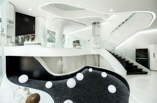 Elastica House, Bengaluru, India, Cadence Architects