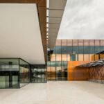 Middle School Of Labarthe-Sur-Lèze, Labarthe-sur-Lèze, France, LCR Architectes
