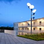 Social Housing Estate Venning Kortrijk, Kortrijk, Belgium, B2Ai