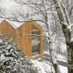 Swisshouse XXXV, Rossa, Switzerland, Davide Macullo Architects
