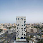 Wind Tower, Kuwait City, Kuwait, AGi Architects