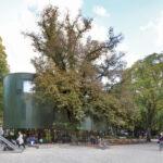 Community Centre Aussersihl, Zurich, Switzerland, EM2N