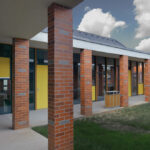 Daycare in Zsámbék, Zsámbék, Hungary, Földes Architects
