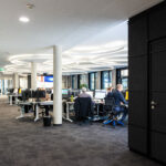 Funke Media Office, Essen, Germany, AllesWirdGut