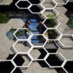 Hexalace, Mohali, India, Studio Ardete
